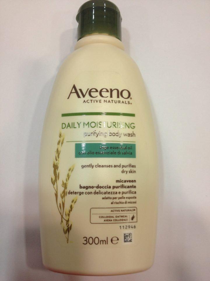 Aveeno micaveen bagno doccia purificante 300ml farmacia - Aveeno bagno doccia idratante ...