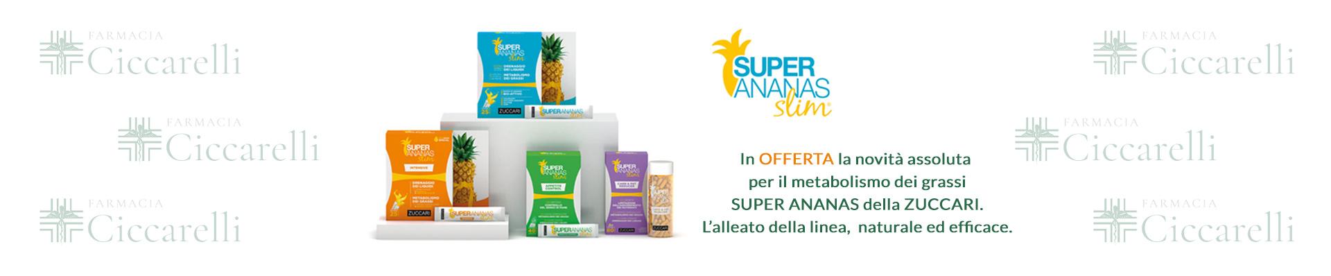 Super Ananas Slim Zuccari